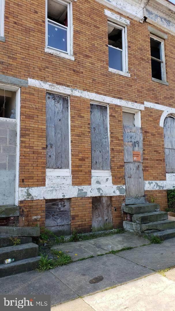 1919 Walbrook Avenue, BALTIMORE, MD 21217 (#MDBA544724) :: Dart Homes
