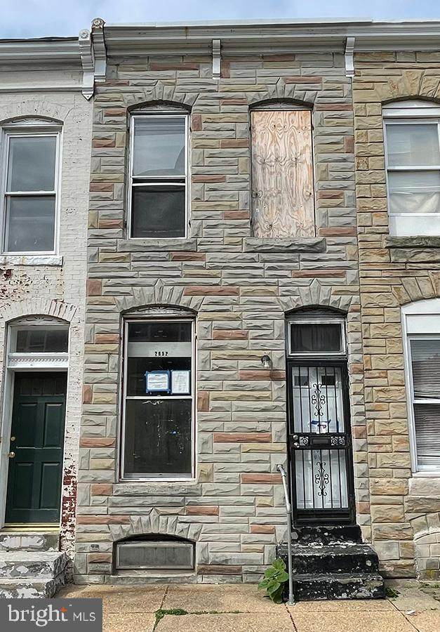 2652 Miles Avenue, BALTIMORE, MD 21211 (#MDBA548736) :: ExecuHome Realty