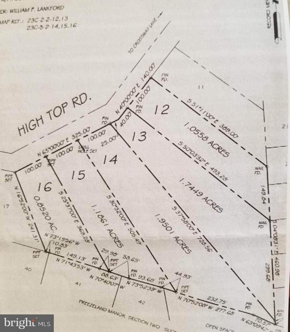 Lot 12,13,14,15,16 High Top Road - Photo 1