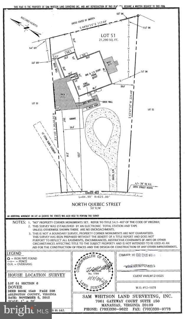 2807 N Quebec Street, ARLINGTON, VA 22207 (#VAAR182084) :: The Piano Home Group