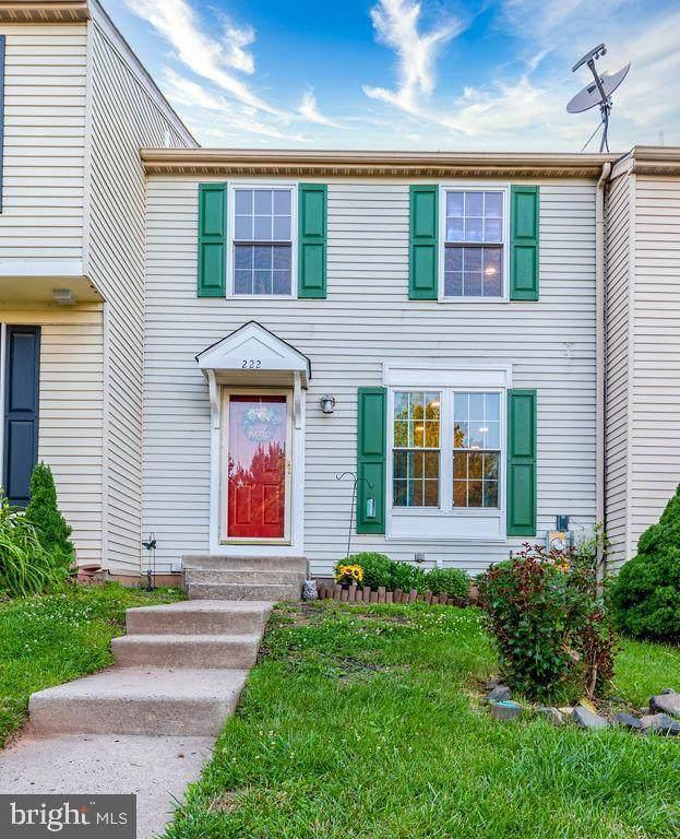 222 Ellerslie Court, ABINGDON, MD 21009 (#MDHR260798) :: Boyle & Kahoe Real Estate