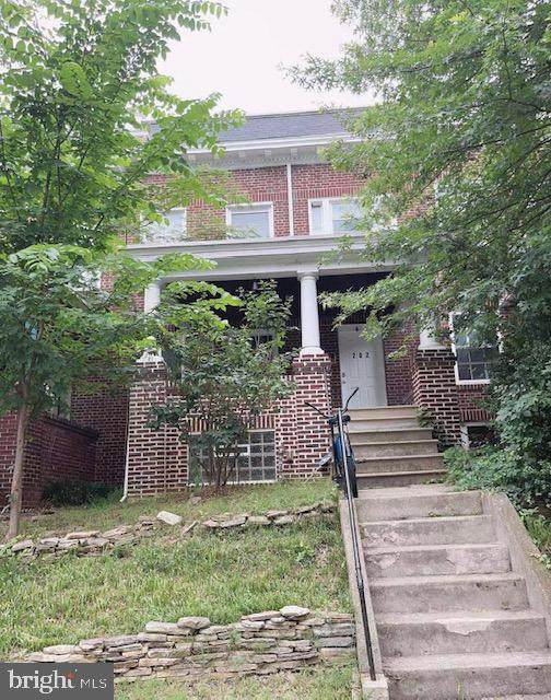 202 E 32ND Street, BALTIMORE, MD 21218 (#MDBA553910) :: Century 21 Dale Realty Co