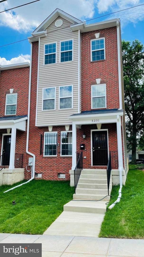 5231 D Street SE, WASHINGTON, DC 20019 (#DCDC525748) :: Sunrise Home Sales Team of Mackintosh Inc Realtors