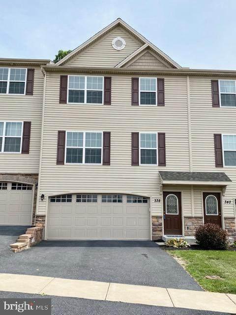 338 Weatherstone Drive #56, NEW CUMBERLAND, PA 17070 (#PAYK2000196) :: CENTURY 21 Home Advisors