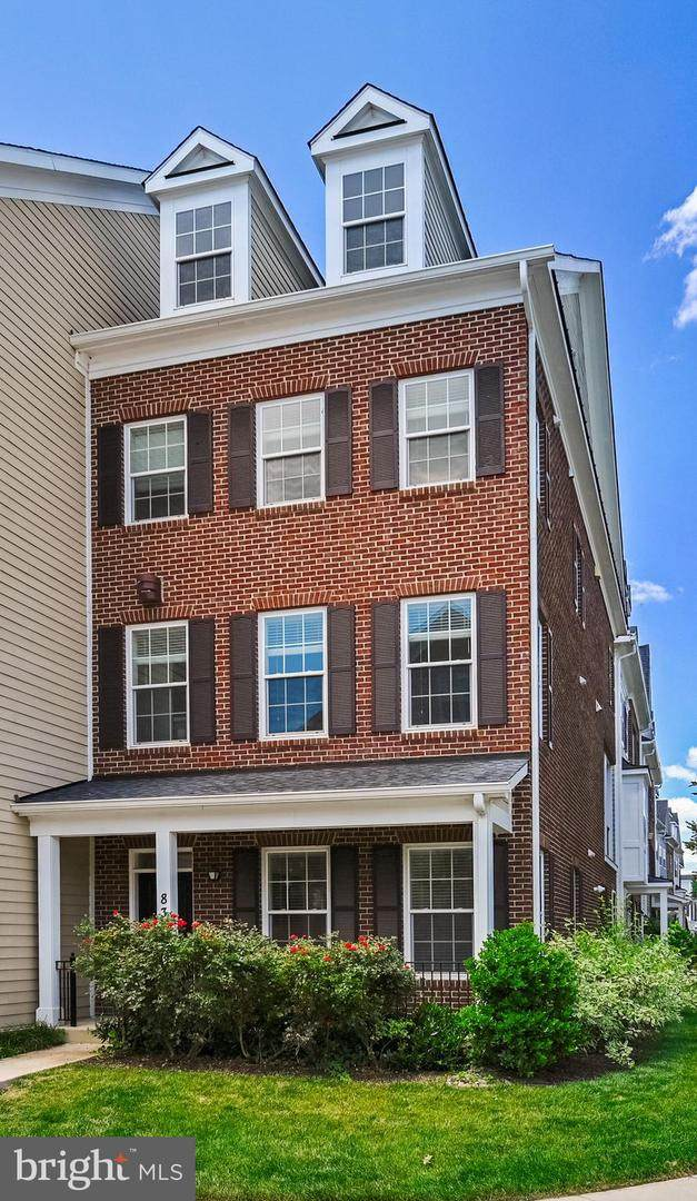 83 Linden Place, TOWSON, MD 21286 (#MDBC2000426) :: Advance Realty Bel Air, Inc
