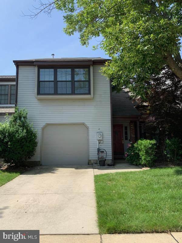 12 Gail Court, ROBBINSVILLE, NJ 08691 (#NJME2000530) :: Sunrise Home Sales Team of Mackintosh Inc Realtors