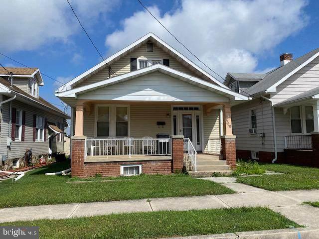 709 W Middle Street, HANOVER, PA 17331 (#PAYK2001266) :: Sunrise Home Sales Team of Mackintosh Inc Realtors