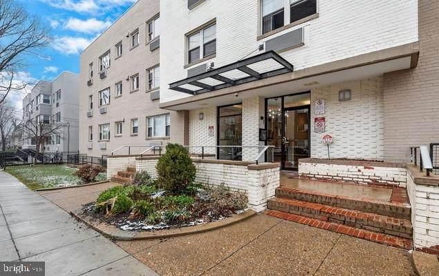 738 Longfellow Street NW #203, WASHINGTON, DC 20011 (#DCDC2004354) :: Pearson Smith Realty
