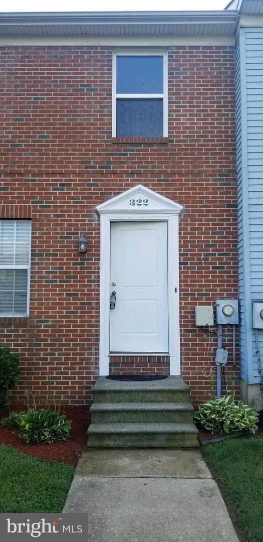 322 Stone Brook Place, DOVER, DE 19904 (#DEKT2001794) :: Tom Toole Sales Group at RE/MAX Main Line