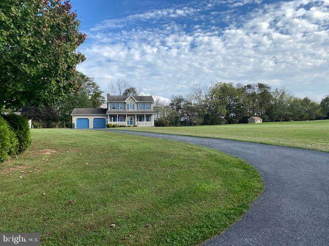 3285 Bullfrog Road, TANEYTOWN, MD 21787 (#MDCR2003094) :: The Gus Anthony Team