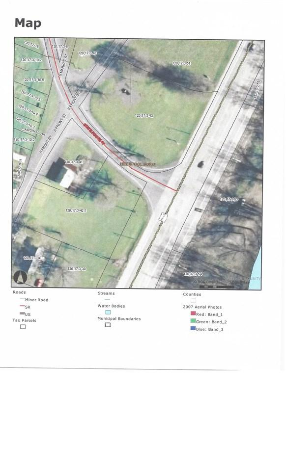 lot S Front Street, LIVERPOOL, PA 17045 (#1002662017) :: The Craig Hartranft Team, Berkshire Hathaway Homesale Realty
