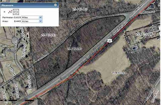 0 N Meadow Lane, HARRISBURG, PA 17112 (#1002664853) :: Iron Valley Real Estate