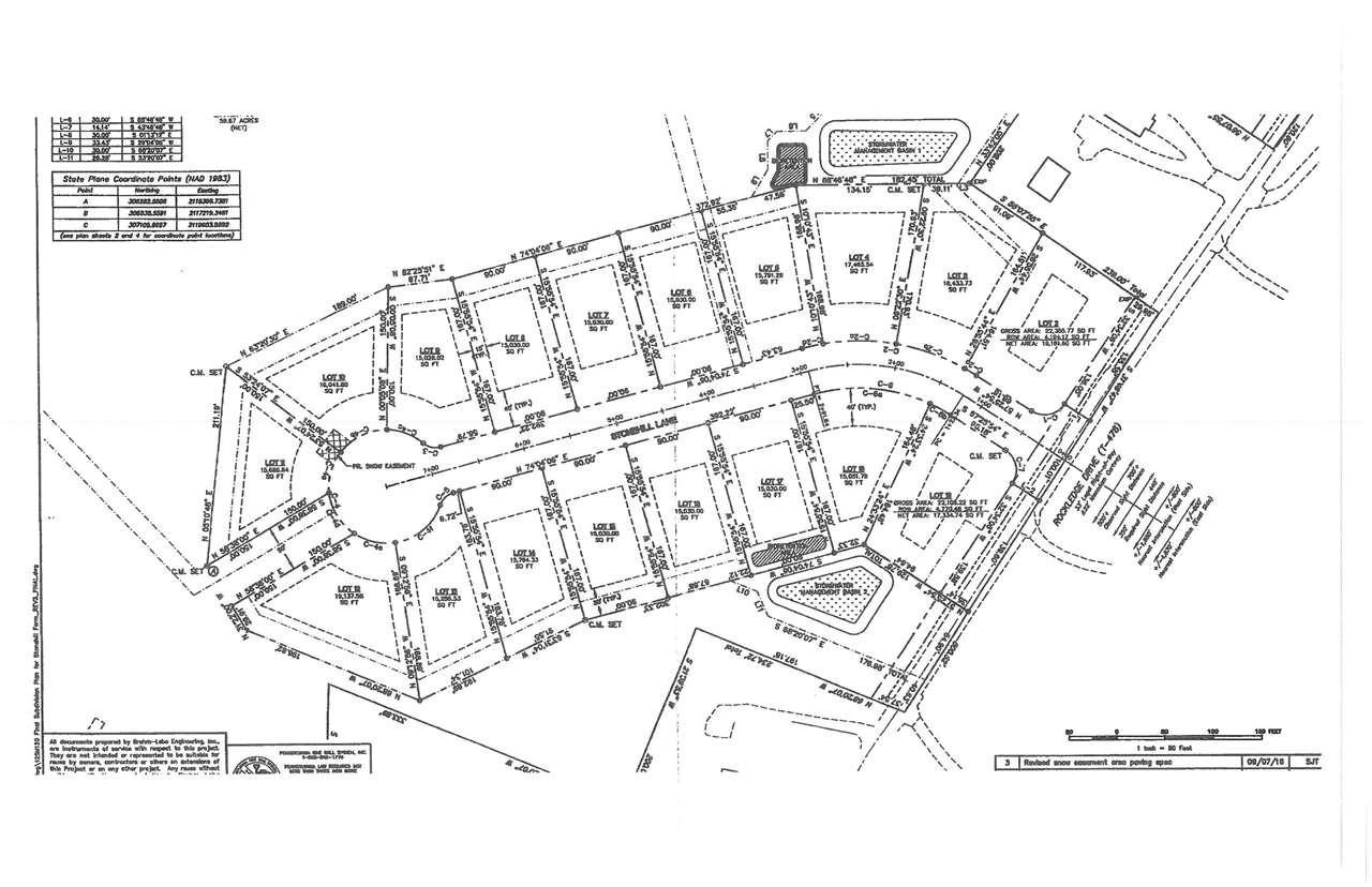 Lot # 14, 1011 Stonehill Lane - Photo 1