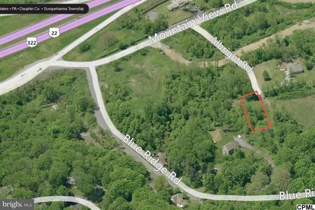 LOT Albright Lane, HARRISBURG, PA 17110 (#1000087704) :: The Heather Neidlinger Team With Berkshire Hathaway HomeServices Homesale Realty