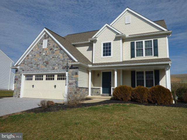 2254 Friesian Road, YORK, PA 17406 (#1000102744) :: The Joy Daniels Real Estate Group
