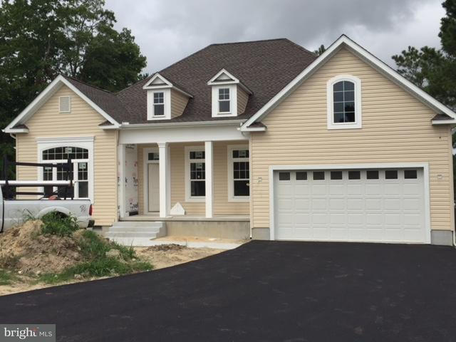 Lot 74 Muirfield Lane #74, BERLIN, MD 21811 (#1001562560) :: RE/MAX Coast and Country