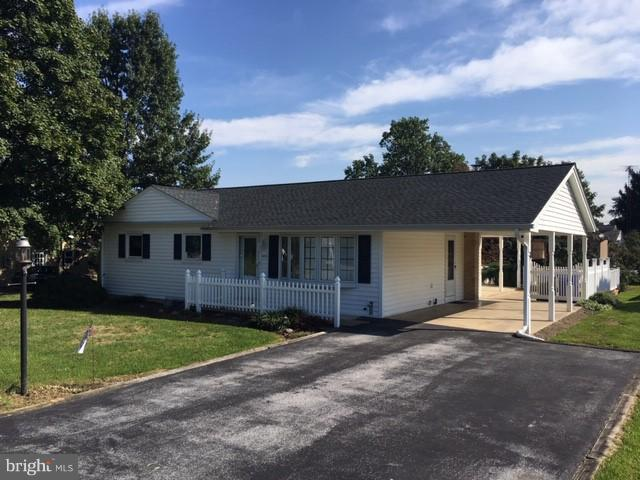 1968 Fry Loop Avenue, CARLISLE, PA 17013 (#1002219550) :: Benchmark Real Estate Team of KW Keystone Realty