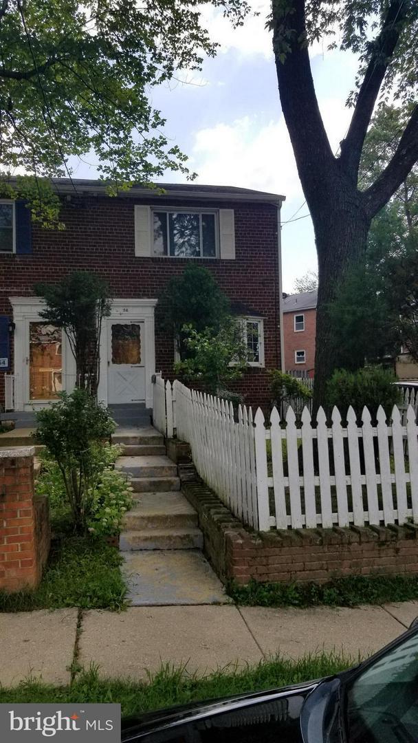 56-S Gordon Street, ALEXANDRIA, VA 22304 (#1003749346) :: Keller Williams Pat Hiban Real Estate Group