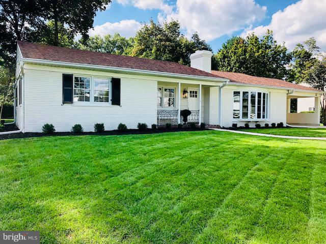 1105 Concordia Drive, TOWSON, MD 21286 (#1009919498) :: The Miller Team