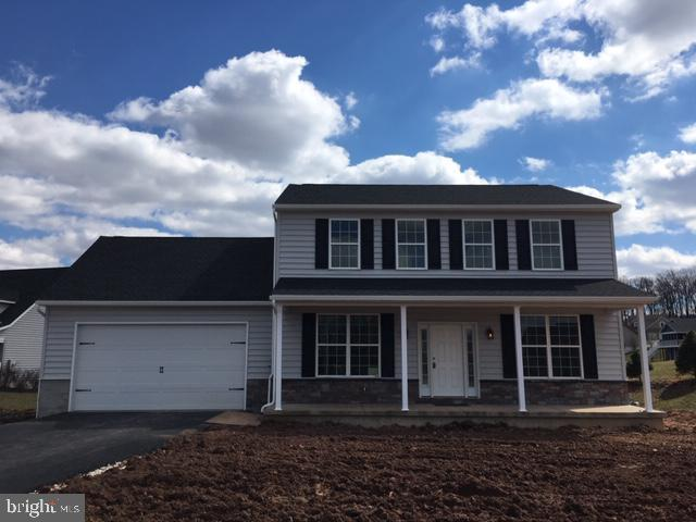 45 Wren Court, ABBOTTSTOWN, PA 17301 (#1009964634) :: The Heather Neidlinger Team With Berkshire Hathaway HomeServices Homesale Realty