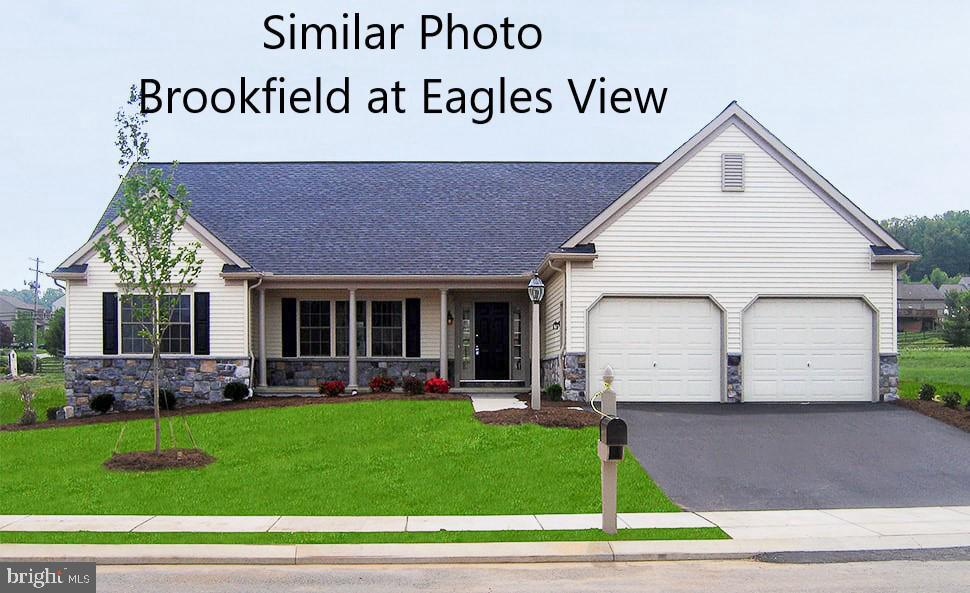 Brookfield Model At Eagles View - Photo 1