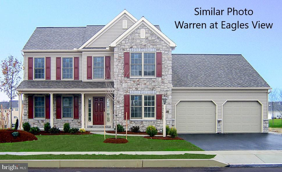 Warren Model At Eagles View - Photo 1