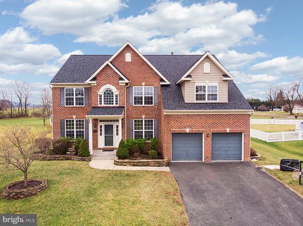 2613 Inwood Drive, ADAMSTOWN, MD 21710 (#MDFR190822) :: Colgan Real Estate