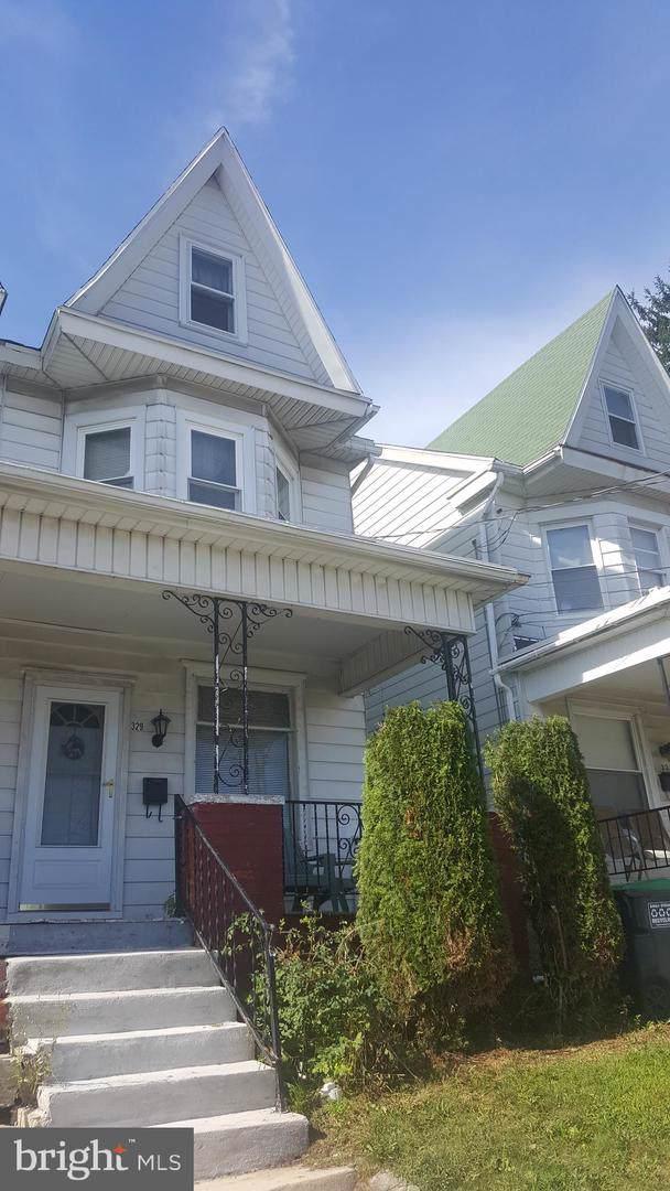 329 W Frack Street, FRACKVILLE, PA 17931 (#PASK115788) :: The Heather Neidlinger Team With Berkshire Hathaway HomeServices Homesale Realty