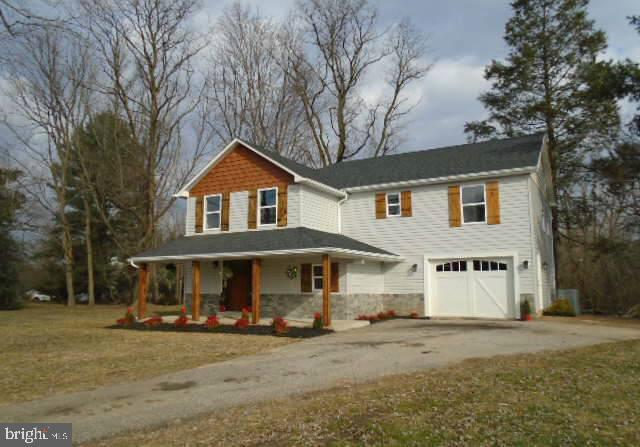 1611 Kreitler Valley Road, FOREST HILL, MD 21050 (#MDHR222136) :: ExecuHome Realty