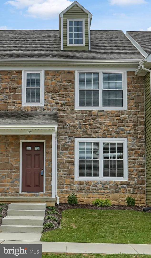 517 Byler Circle #27, LEBANON, PA 17042 (#PALN104840) :: The Heather Neidlinger Team With Berkshire Hathaway HomeServices Homesale Realty