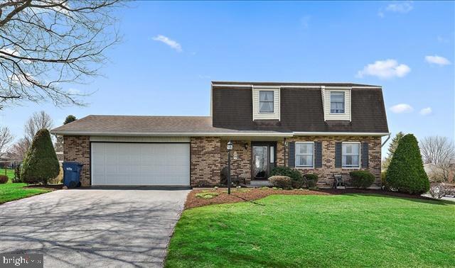 2 Stafford Drive, PALMYRA, PA 17078 (#PALN106176) :: John Smith Real Estate Group