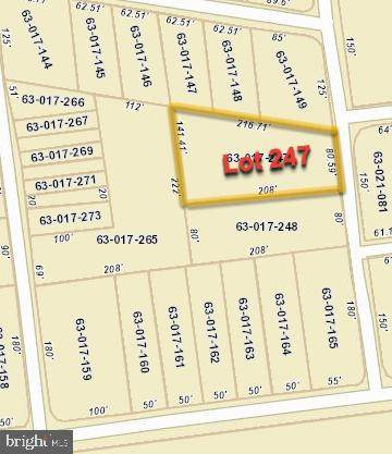 LOT 247 N 65TH Street, HARRISBURG, PA 17111 (#PADA110732) :: TeamPete Realty Services, Inc