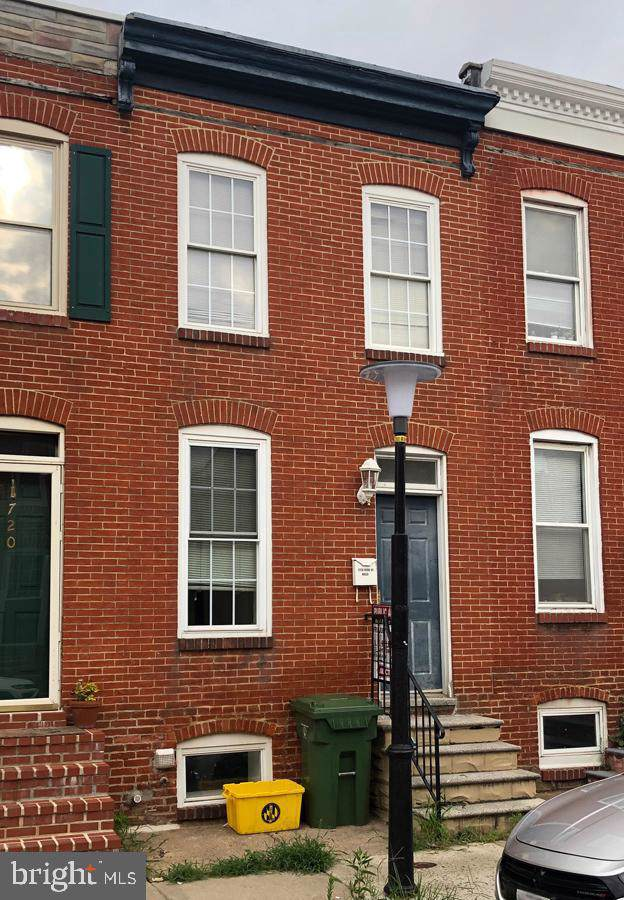 1718 Byrd Street, BALTIMORE, MD 21230 (#MDBA473664) :: ExecuHome Realty