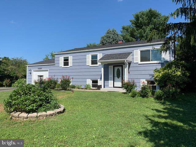 1001 Johnsville Road, SYKESVILLE, MD 21784 (#MDCR190244) :: The Daniel Register Group