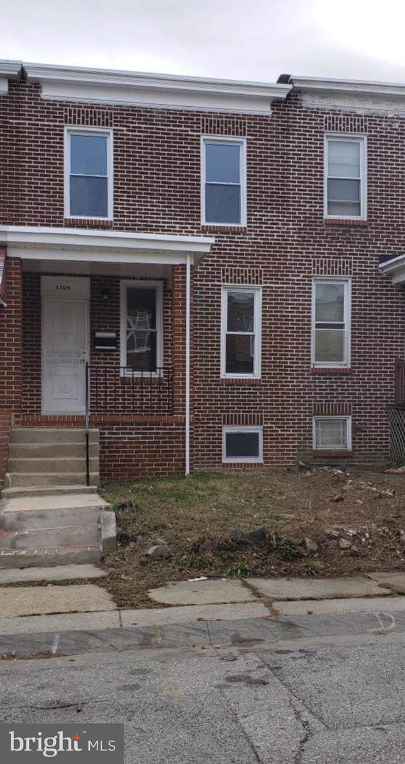 3309 Ravenwood Avenue, BALTIMORE, MD 21213 (#MDBA490740) :: Dart Homes