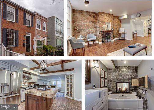 438 N Street NW, WASHINGTON, DC 20001 (#DCDC450642) :: Remax Preferred | Scott Kompa Group