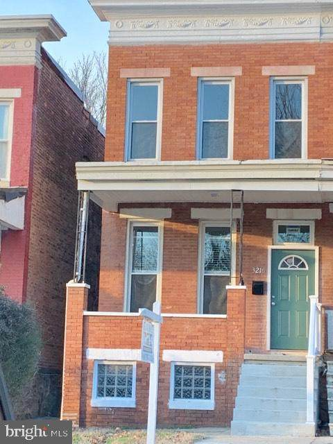 3216 Westwood Avenue, BALTIMORE, MD 21216 (#MDBA493464) :: Homes to Heart Group
