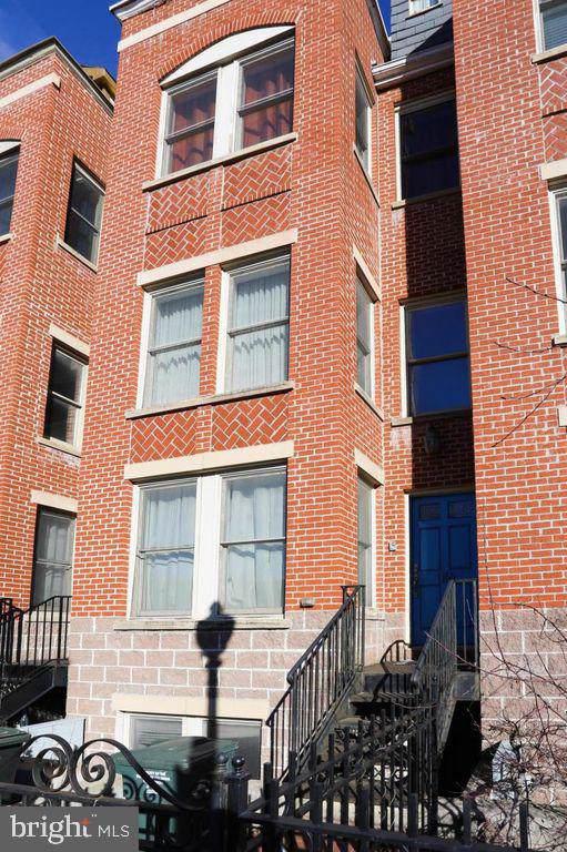 1116 K Street SE, WASHINGTON, DC 20003 (#DCDC454084) :: Tom & Cindy and Associates