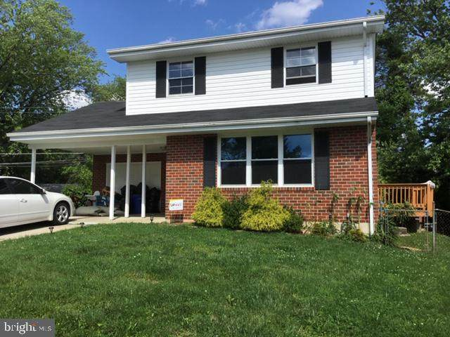 3705 Hamor Court, RANDALLSTOWN, MD 21133 (#MDBC488526) :: Bob Lucido Team of Keller Williams Integrity