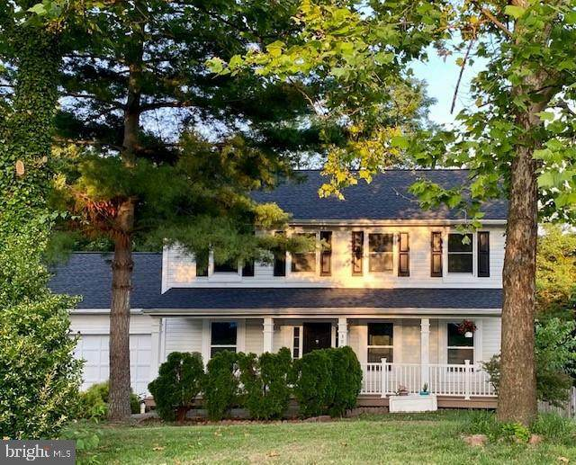 3909 Red Leaf Court, POINT OF ROCKS, MD 21777 (#MDFR266576) :: Pearson Smith Realty