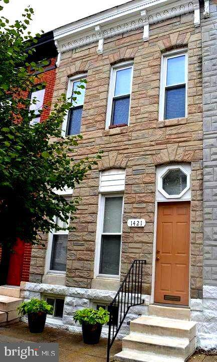 1421 N Bond Street, BALTIMORE, MD 21213 (#MDBA524188) :: Jennifer Mack Properties