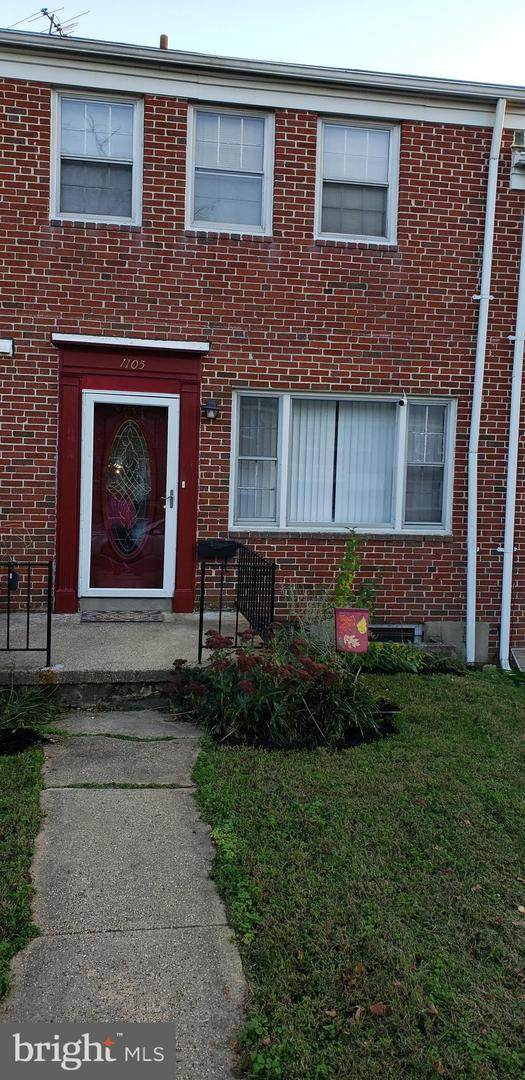 1105 Elbank Avenue, BALTIMORE, MD 21239 (#MDBA526126) :: Colgan Real Estate