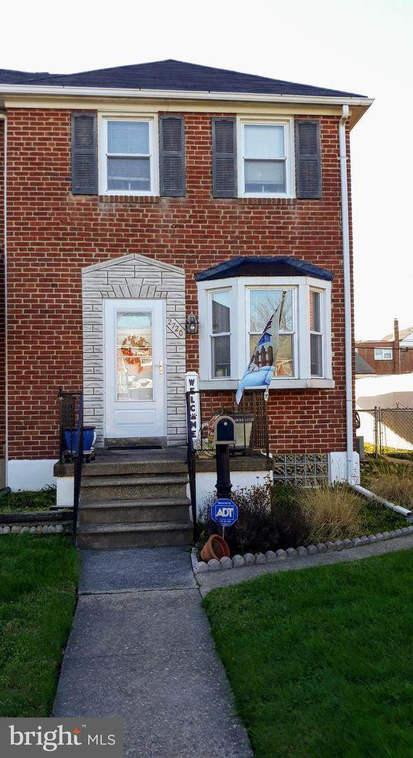 2720 Southbrook Road, BALTIMORE, MD 21222 (#MDBC514204) :: The Sky Group