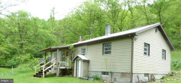 599 Core Road, ROMNEY, WV 26757 (#WVHS115510) :: EXIT Realty Enterprises