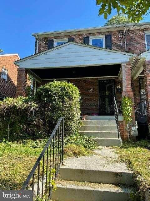 1911 S Street SE, WASHINGTON, DC 20020 (#DCDC520036) :: Jennifer Mack Properties