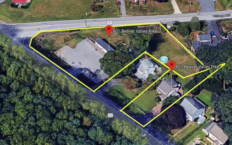 601, 607 Beaver Valley Pike - Photo 1