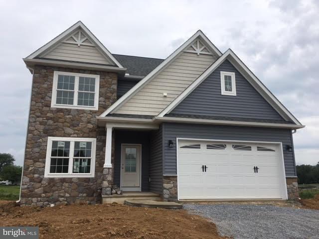 206 Jared Way, NEW HOLLAND, PA 17557 (#1000417610) :: Colgan Real Estate