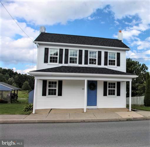 23 N Main Street, WRIGHTSVILLE, PA 17368 (#1002149318) :: The Jim Powers Team