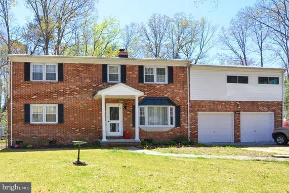 405 Piney Forest Drive, COLONIAL BEACH, VA 22443 (#VAWE100040) :: The Miller Team