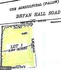 0 Bryan Hall Road, MARION STATION, MD 21838 (#MDSO102486) :: Network Realty Group